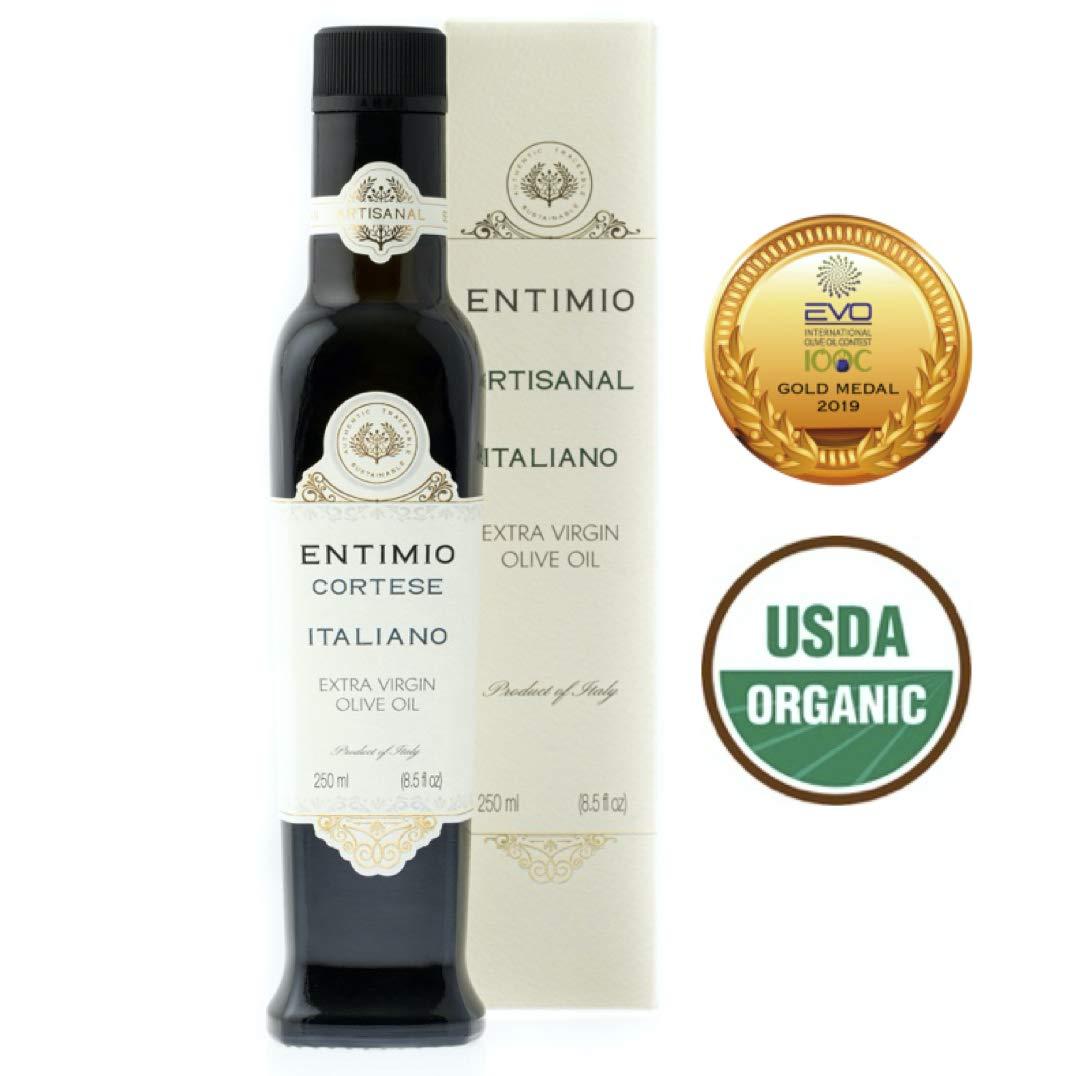 Medium Organic Olive Oil Extra Virgin