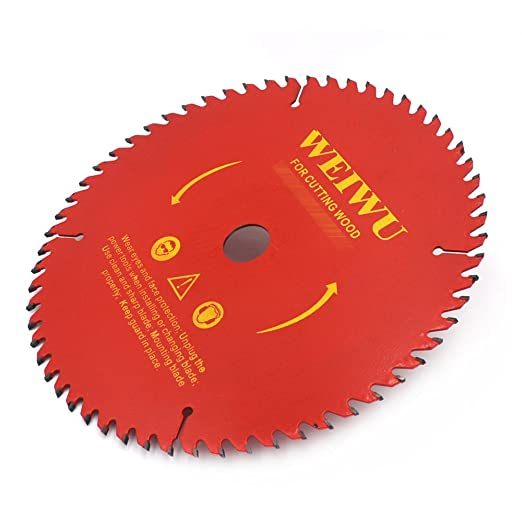 8 inch 80t carbide tip wood cutting precision finishing circular saw 8 inch 80t carbide tip wood cutting precision finishing circular saw blade for wood and wood composites 200x15x254mm amazon greentooth Choice Image