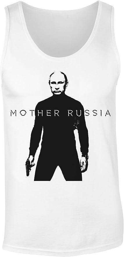 Agent Putin Saves Mother Russia Camiseta sin Mangas para ...