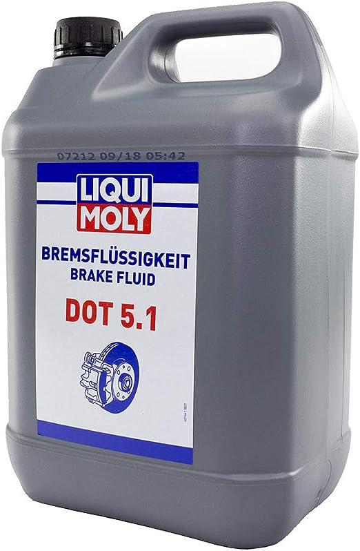 Liqui Moly 21163 Bremsflüssigkeit Dot 5 1 5 L Auto