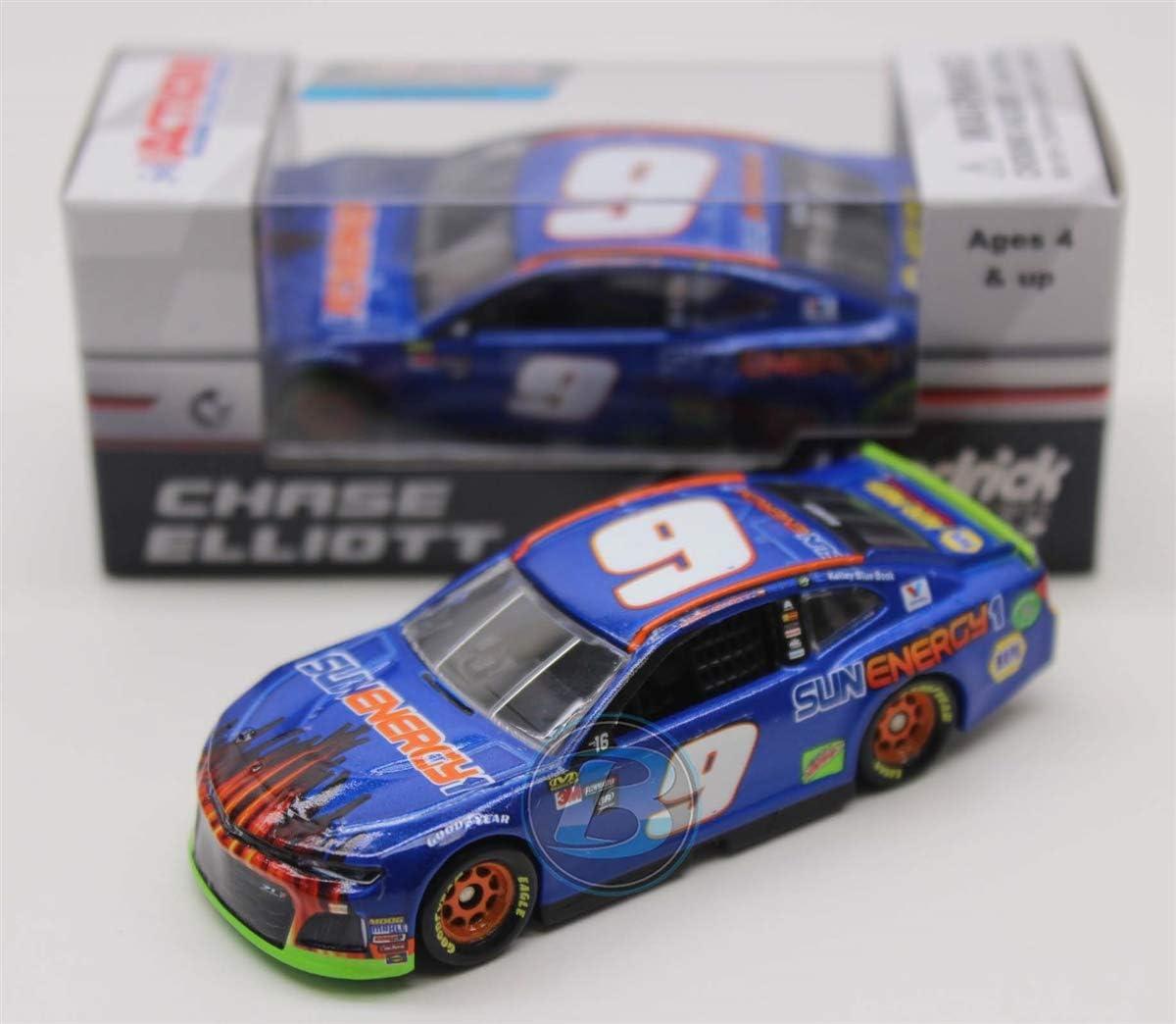 Lionel Racing Chase Elliott 2018 NAPA Patriotic NASCAR Diecast 1:64 Scale