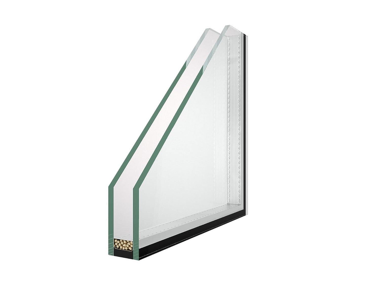 W/ärmeschutzglas nach Ihrem Wunschma/ß Glaspaket Fensterscheibe 0,5 m/² 22mm Isolierglas Klarglas 2-Fach Verglasung