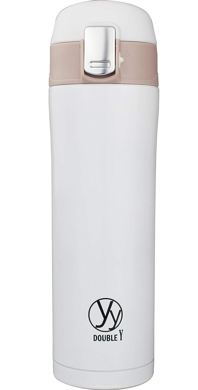 Double Y 17 Oz Di Acciaio Inossidabile Per Bottiglia D'acqua, A Doppia Parete Vuoto Thermoses (Pink) Ervan