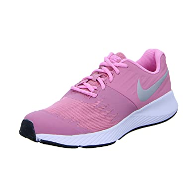 in stock 3e901 3a24c Nike Star Runner (GS), Chaussures de Running Fille, Multicolore (Elemental  Metallic