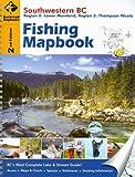 "Fishing Mapbook: Southwestern BC: ""Region 2: Lower Mainland, Region 3: Thompson Nicola """