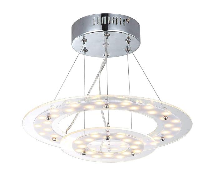 Led design plafoniera lampada a sospensione lampadario soffitto