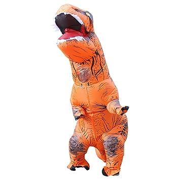 About Beauty Halloween-T-Rex Disfraz Hinchable Dinosaurio ...