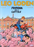 Front cover for the book Propergol sur le Capitole by Christophe Arleston