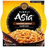 Simply Asia, Noodle Bowl, Roasted Peanut, 8.5 oz