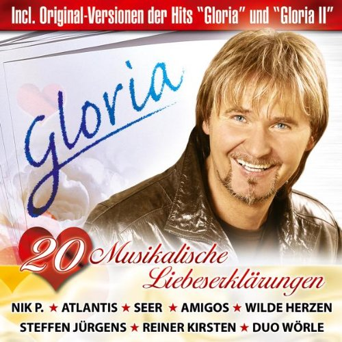 Gloria-20 New product! New type Kansas City Mall Musikal.Liebese