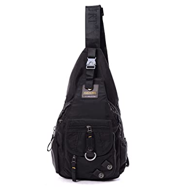 Amazon.com: DDDH Sling Bags Shoulder Backpack Chest Pack Military ...