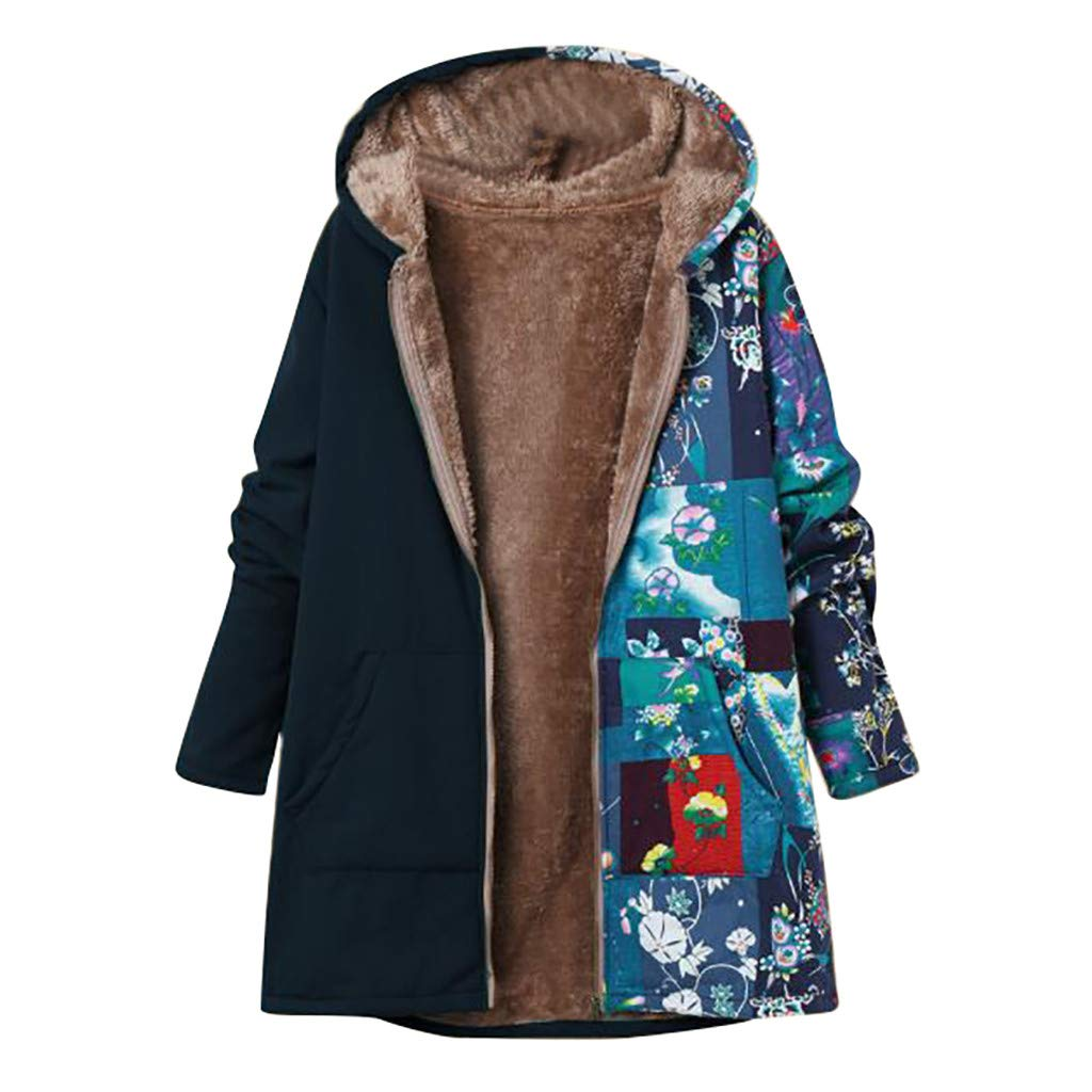 Shusuen Outwear for Women Elegant Lightweight Open Front Long Sleeve Long Cardigan Coat by Shusuen_Clothes