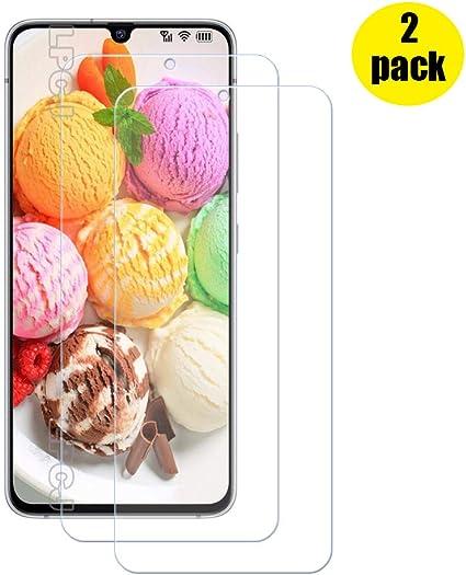 LPCJ [2Piezas, Samsung Galaxy A90 5G Protector de Pantalla ...
