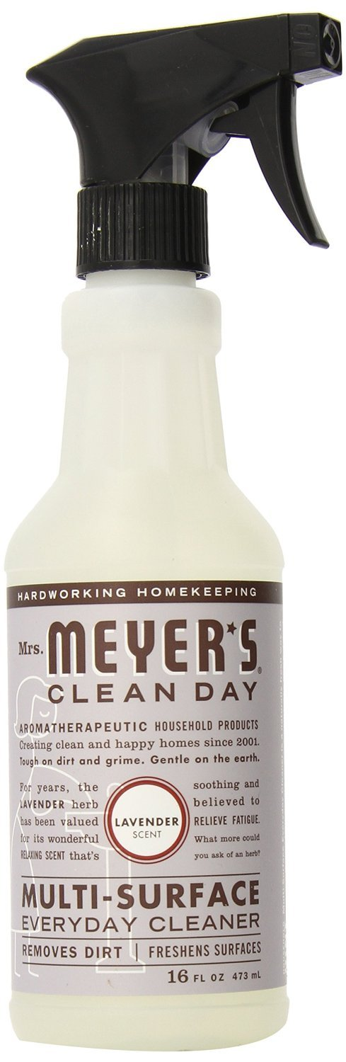 Mrs. Meyer's Clean Day Multi-Surface Everyday Cleaner, Lavender, 48 Fluid Ounce