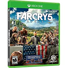 Jogo Ubisoft Far Cry 5 Xbox One Blu-ray UB2004OL