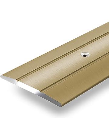 1700 mm, Bronze Anpassungsprofil selbstklebend 45 x 1700 mm Ausgleichsprofil /Übergangsprofil flexibel f/ür H/öhenunterschiede von 2-20 mm 11,24/€//m