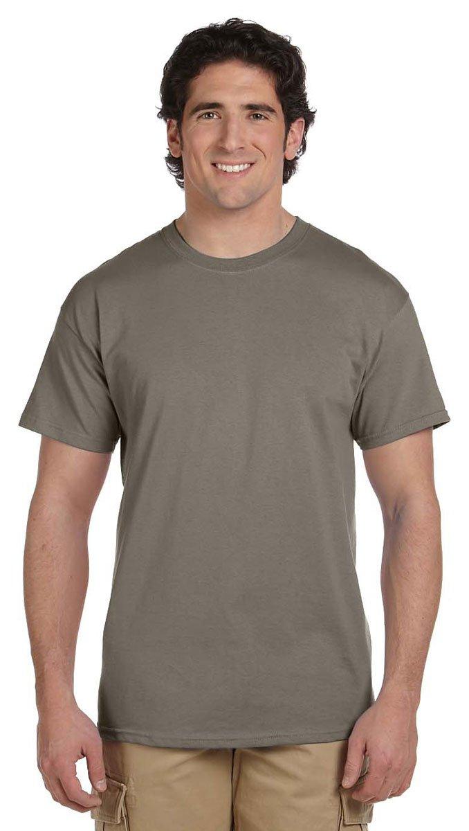 (ギルダン) Gildan メンズ ウルトラコットン クルーネック 半袖Tシャツ トップス 半袖カットソー 定番アイテム 男性用 B01FDZX1D4 XXXL|Prairie Dust Prairie Dust XXXL