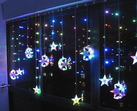 Minetom er er tenda luminosa catena luminosa led stella