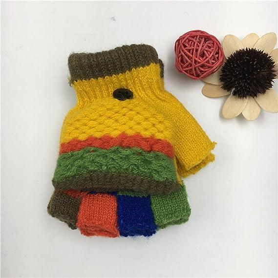 Hot Kids Baby Child Winter Warm Gloves Toddler Boy Girl Mittens Hand Warmer Gift
