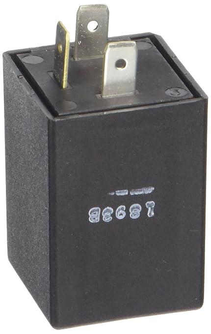 amazon com tridon el13a2 electronic flasher automotive rh amazon com 12 Volt Flasher Diagram Turn Signal Flasher Diagram