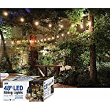 Feit Electric 48ft Led String Light By Feit Amazon Com