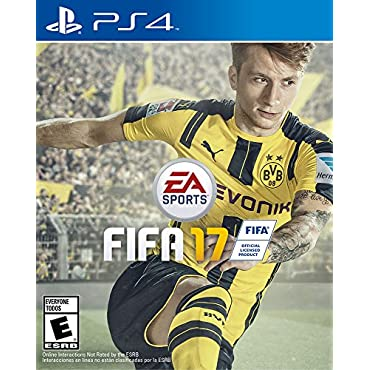 FIFA 17 [PlayStation 4]