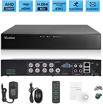 3MP TVI DVR 16CH All CH support TVI 3M or 1080P//AHD 1080P//CVI 1080P IP Up to 6MP