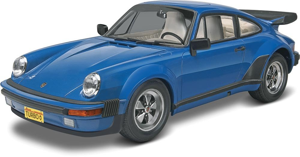Revell Monogram 1:24 - Porsche 911 Turbo 85-4330
