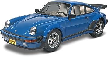 Revell Porsche 911 Turbo Plastic Model Kit