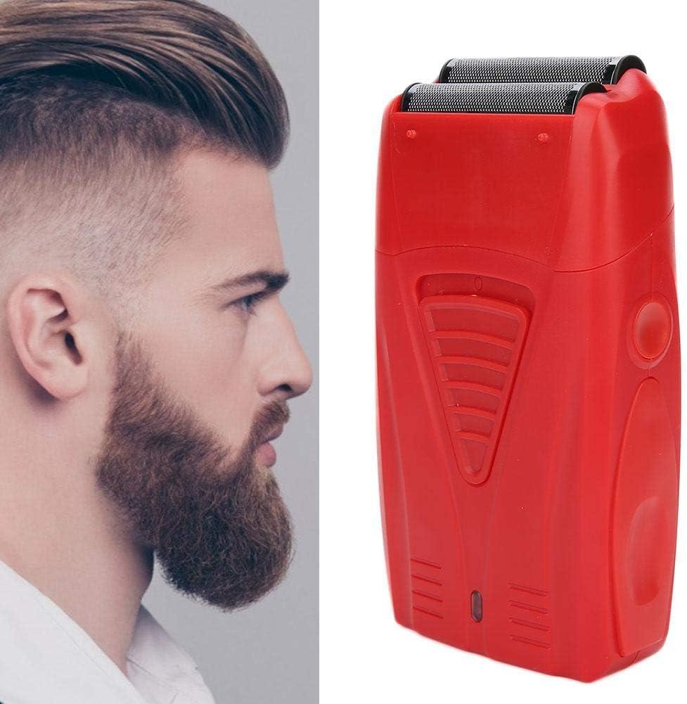 Maquinilla de afeitar eléctrica 4D Cortador de barba ...