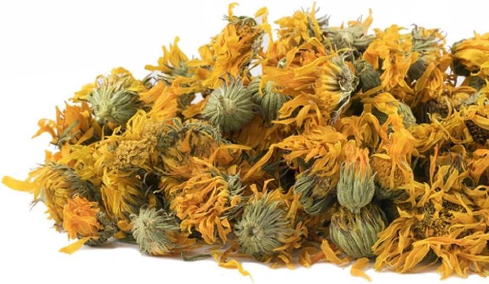 Calendula/Marigold Flowers Whole (1 lb)