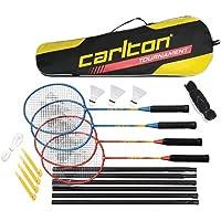 Dunlop Set Carlton Tournament, rood-blauw, één maat