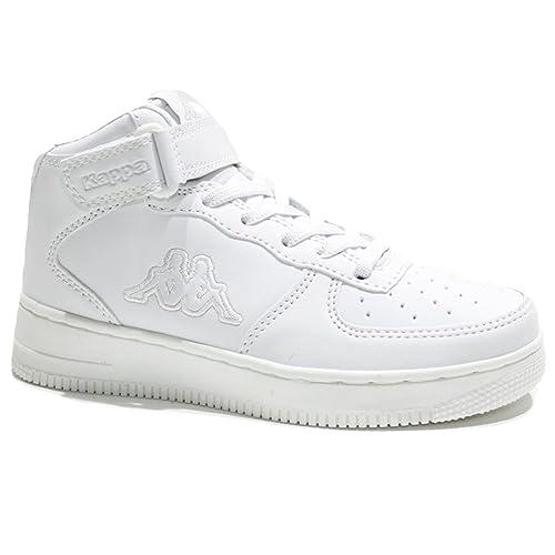 Footwear Kappa Bambino Ginnastica Bianco29 Bimbo Scarpe Sneakers lKJcT3F1