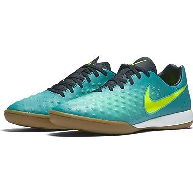 54d349d24340 Nike Men s Magistax Onda II (IC) Soccer Cleat Rio Teal Volt Obsidian