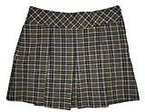 Rifle Girls Plaid 42 Low Contour Skort - Size 18