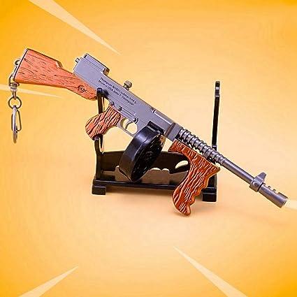 Amazon.com: Games 1/6 Metal Thomson Submachine pistola ...