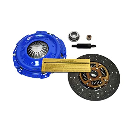 Amazon.com: EFT STAGE 1 CLUTCH KIT 1971-1981 CHEVROLET CAMARO Z28 5.7L V8 350 cu 11