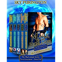 The MacLomain Series: Next Generation Boxed Set (Books 1-5)
