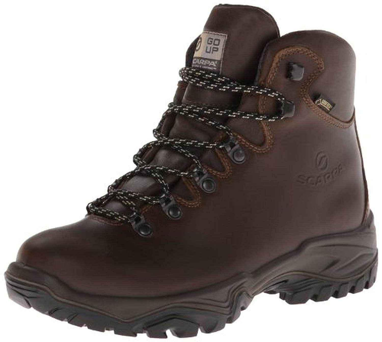 Scarpa Men's Terra GTX Hiking Boots & Etip Lite Gripper Glove Bundle