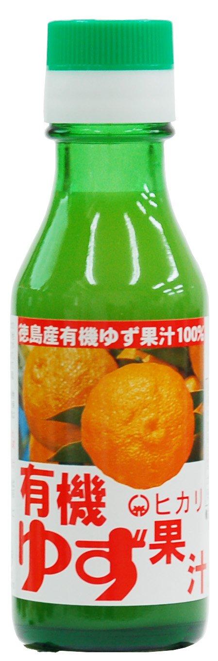 光食品 有機 ゆず果汁 100ml