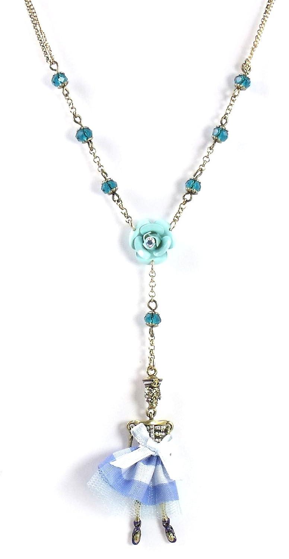 Amazon.com: Betsey Johnson Jewelry SKULLS AND ROSES Skeleton ...