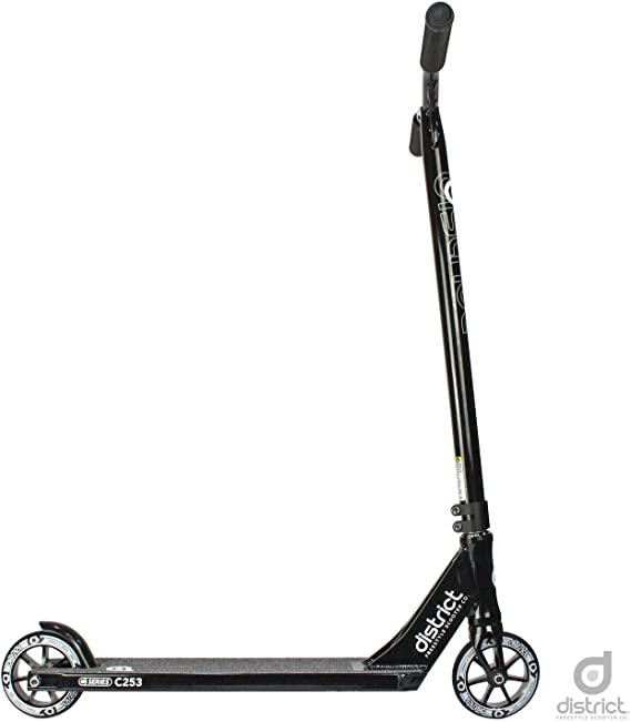 District C253 Pro Scooter (Black/Black)