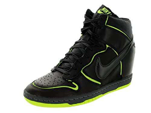 Nike WMNS DUNK SKY HI CUT OUT PRM Womens Sneakers 644411-002