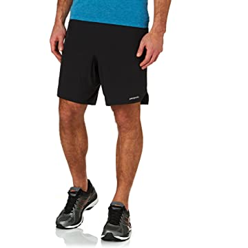 Patagonia Men's Nine Trails Shorts - Black - X-Large