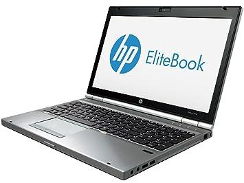 HP EliteBook 8570P Notebook PC - Intel Core i5-3210M 8GB 500GB DVDRW  Windows 10 Professional (Renewed)