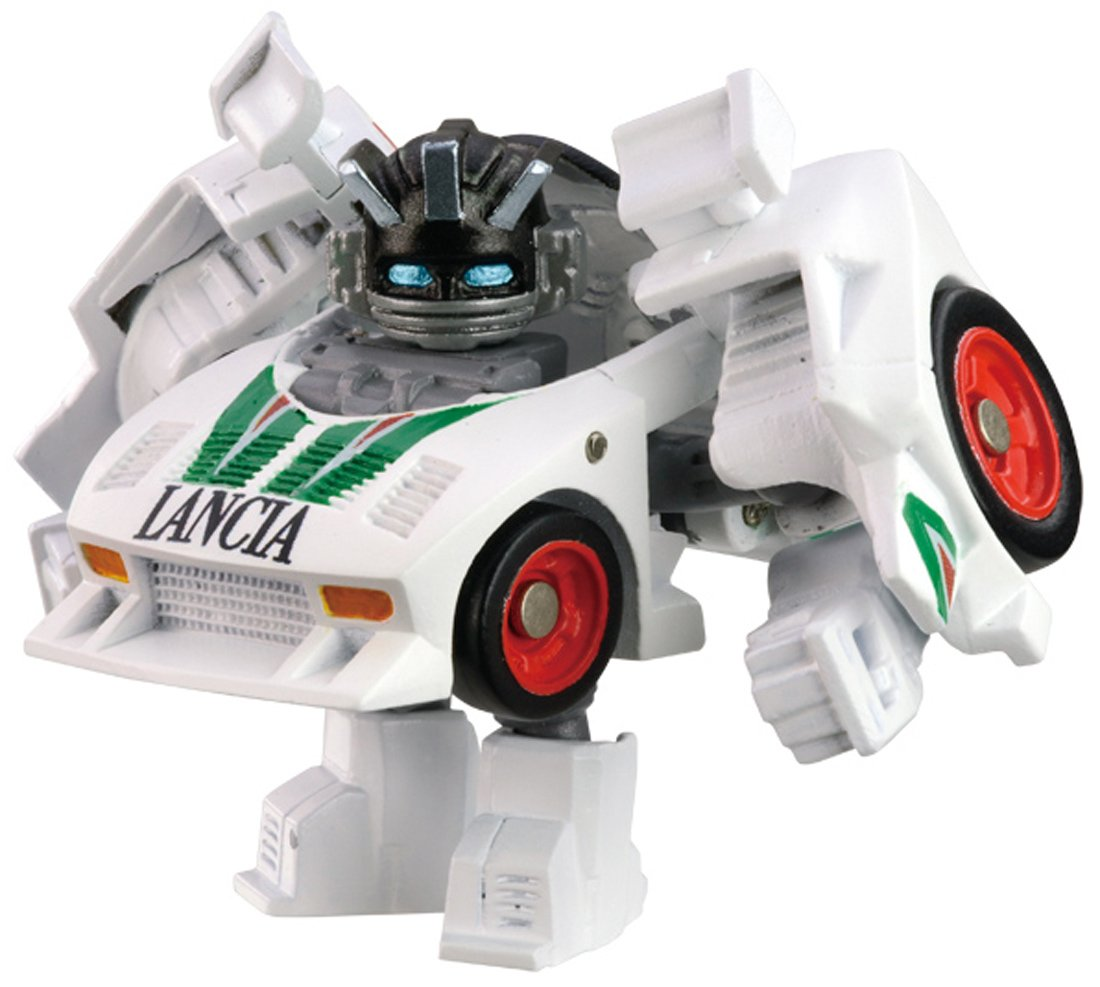 Amazon.com: Transformers QTF Qt10 Wheeljack (Lancia Stratos Turbo Gr.5): Cell Phones & Accessories