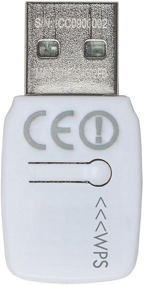 Manhattan Mini AC600 Dual-Band Wireless Adapter 525602