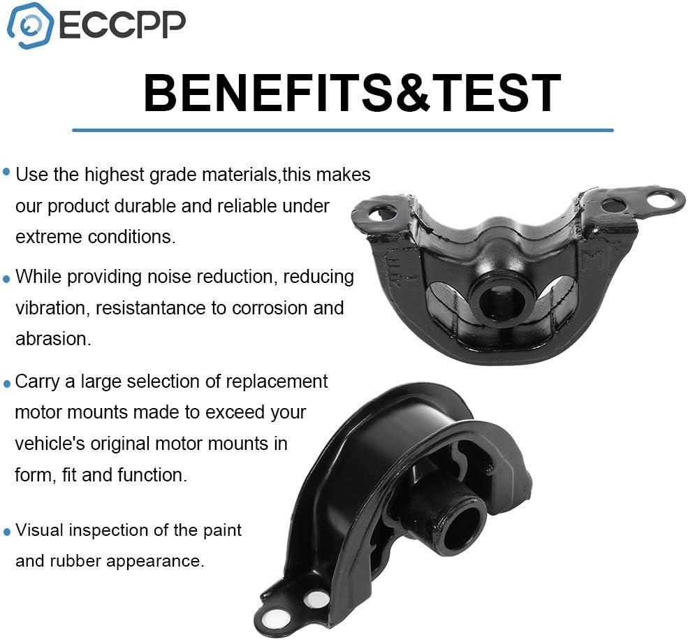 A6520 Engine Mount Set For Honda Civic CRV Acura Integra 1.6L 1.8L 2.0L A6502
