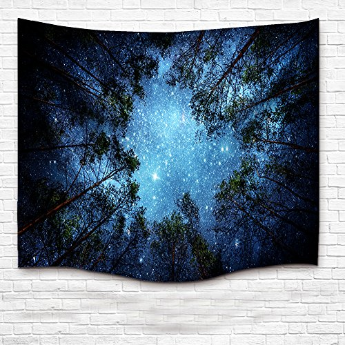 Tapestry, Kasi Wall Hanging Tapestry Home Decoration Starry