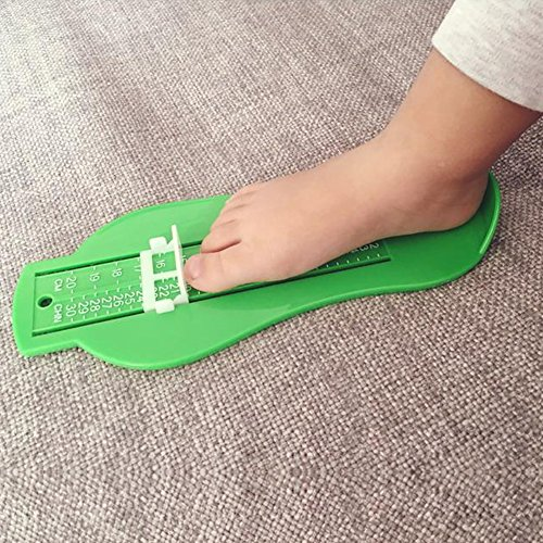 Blue Stones Kid Infant Foot Measure Gauge Shoes Size Measuring Ruler Tool Baby Child Shoe Toddler Infant Shoes Fittings Gauge foot measure